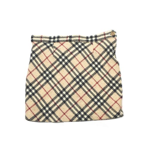 Burberry Nova Check Mini Skirt Vintage