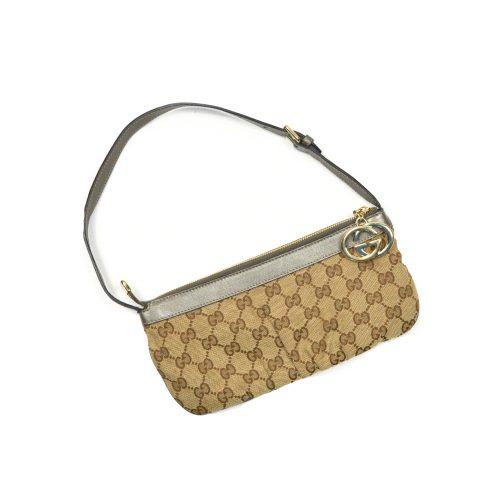 Gucci Monogram Mini Shoulder Bag