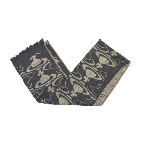 Vivienne Westwood reversible orb scarf