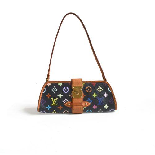 Louis Vuitton Multicolour Shirley Bag / Clutch | NITRYL