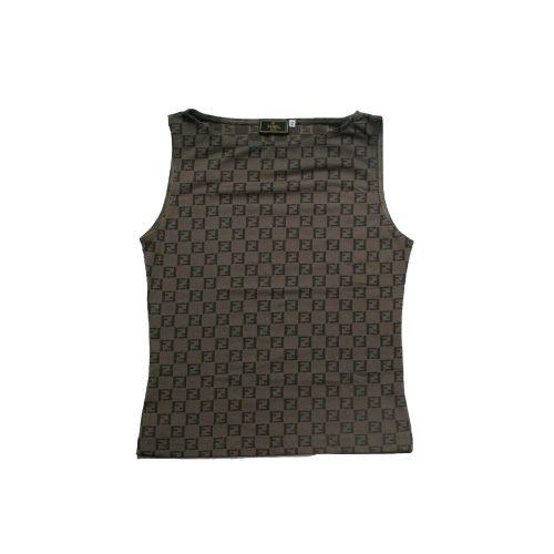 Fendi Zucca Monogram Vest