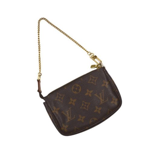 Louis Vuitton Mini Pochette Bag