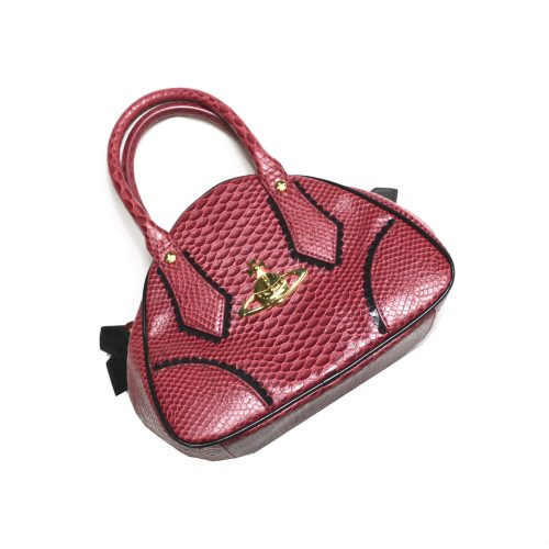 Vivienne Westwood bag in Cranberry Croc