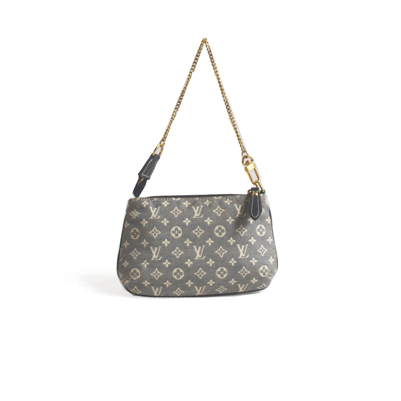 Louis Vuitton Canvas Mini Bag   NITRYL