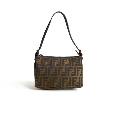 Fendi Zucca Mini Shoulder Bag | NITRYL