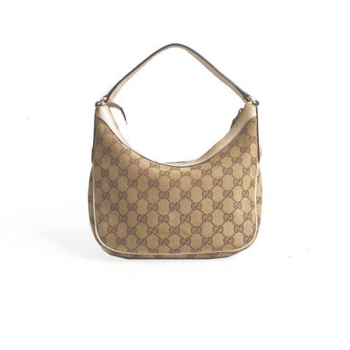 Gucci Monogram Hobo Bag | NITRYL
