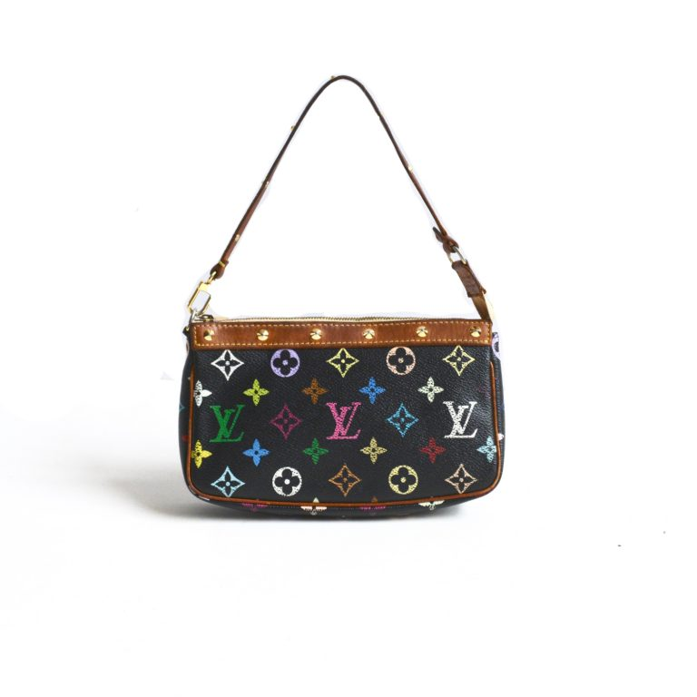 Louis Vuitton Multicolour Pochette | NITRYL