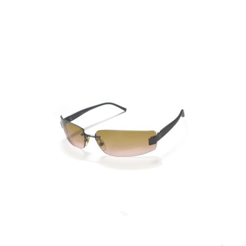 Chanel Ombre Rimless Sunglasses in Brown   NITRYL