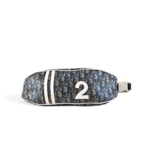 Dior Monogram Trotter Bum Belt Bag Fanny Pack Vintage | NITRYL