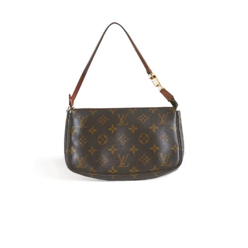 Vintage Louis Vuitton Pochette Accessoire Cloth Bag | NITRYL