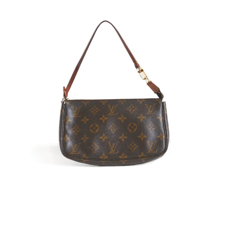 Vintage Louis Vuitton Pochette Accessoire Cloth Bag | NITRYL