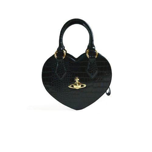 Vintage Vivienne Bag Black | NITRYL