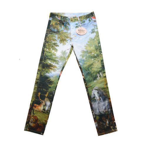 Rare Vivienne Westwood Andreas Kronthaler Paradise Jeans | NITRYL