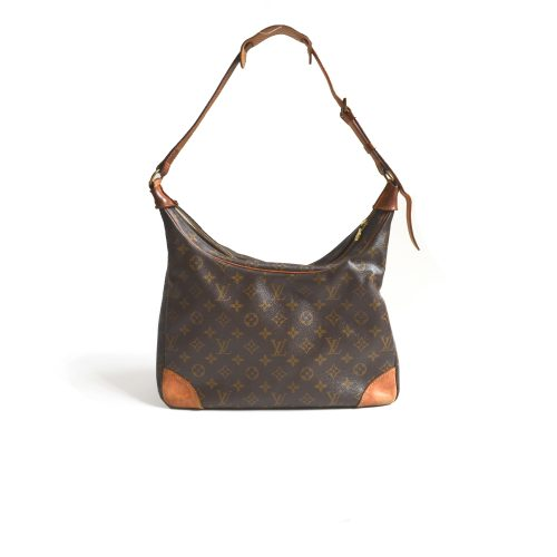 Vintage Louis Vuitton Monogram Bologna Shoulder Bag | NITRYL