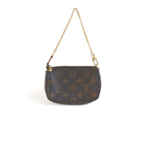 Louis Vuitton Mini Chain Pochette   NITRYL