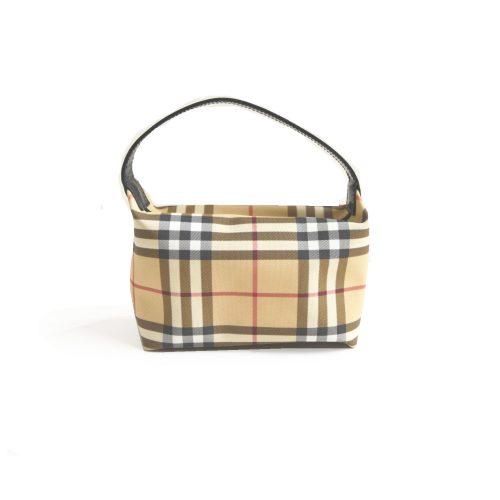 Vintage Burberry Nova Check Mini Bag   NITRYL