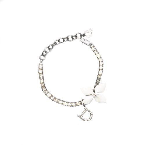 Vintage Dior by John Galliano Swarovski Bracelet | NITRYL
