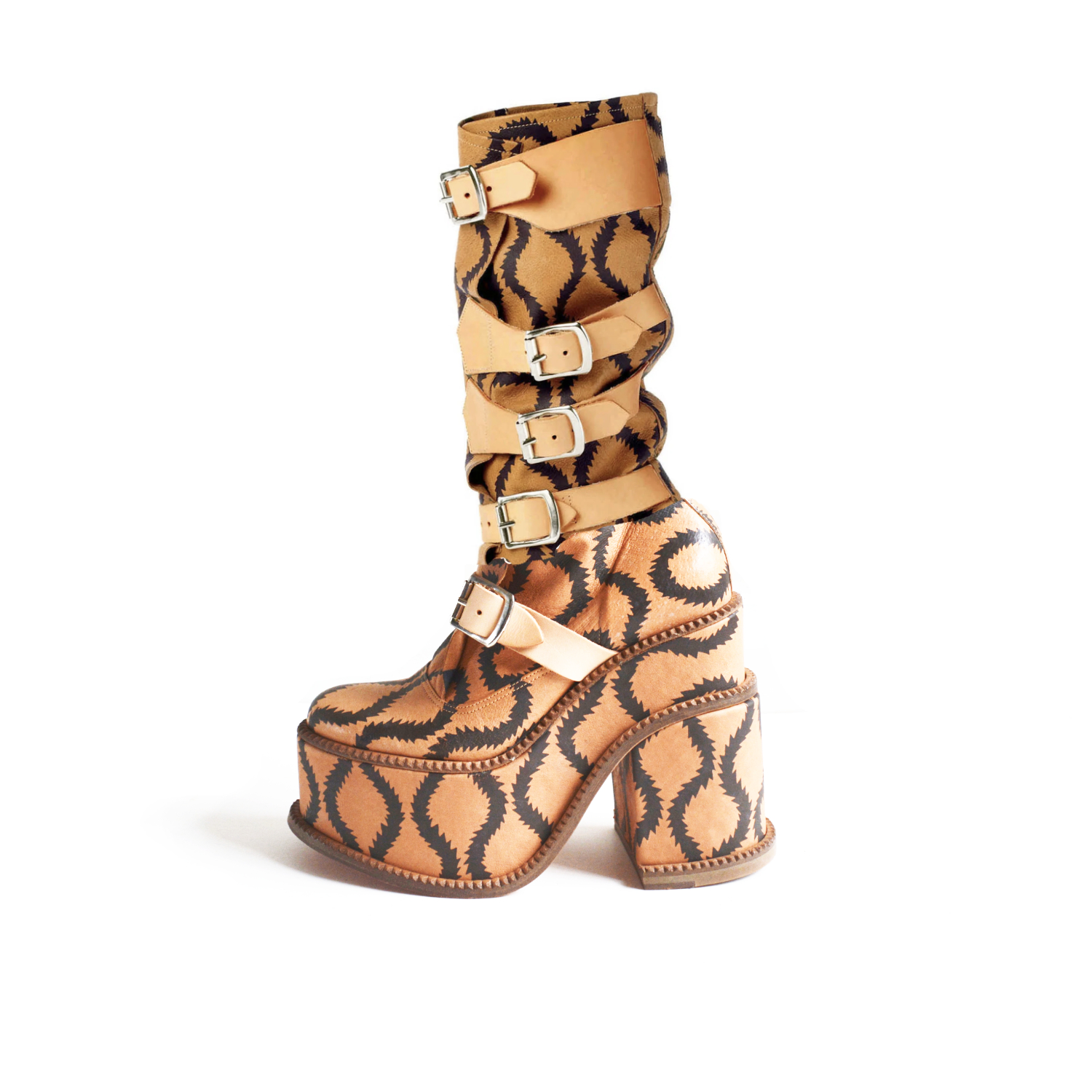 Vivienne Westwood Pirate Clompers Boots 37 | NITRYL