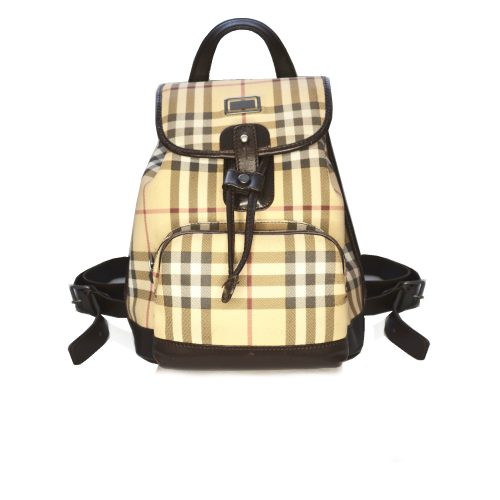 Burberry Nova Check Backpack | NITRYL