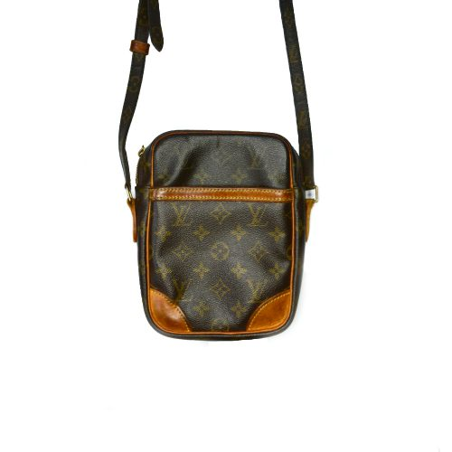 Vintage Louis Vuitton Danube Cross Body Side Bag | NITRYL