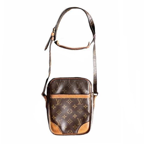 Vintage Louis Vuitton Danube Cross Body Side Bag | NITRYL