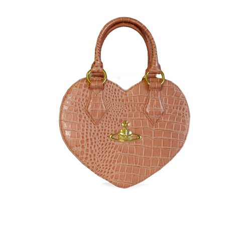 Vivienne Westwood Chancery Heart Bag in Pink | NITRYL