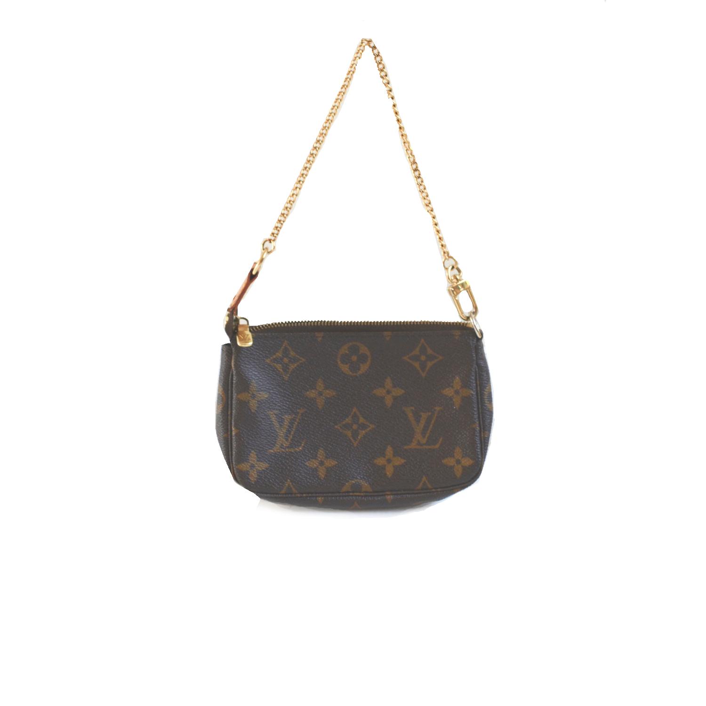 Louis Vuitton Pochette Mini Bag | NITRYL