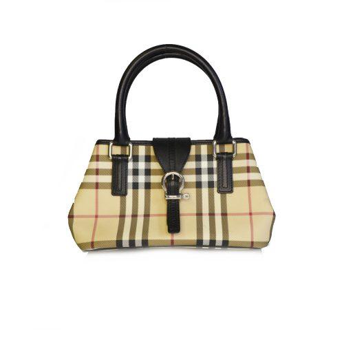 Vintage Burberry Nova Check Mini Bag | NITRYL