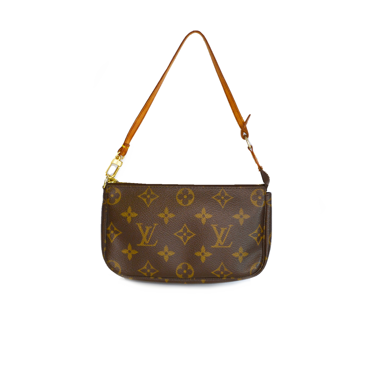 Vintage Louis Vuitton Mini Pochette Shoulder Bag | NITRYL