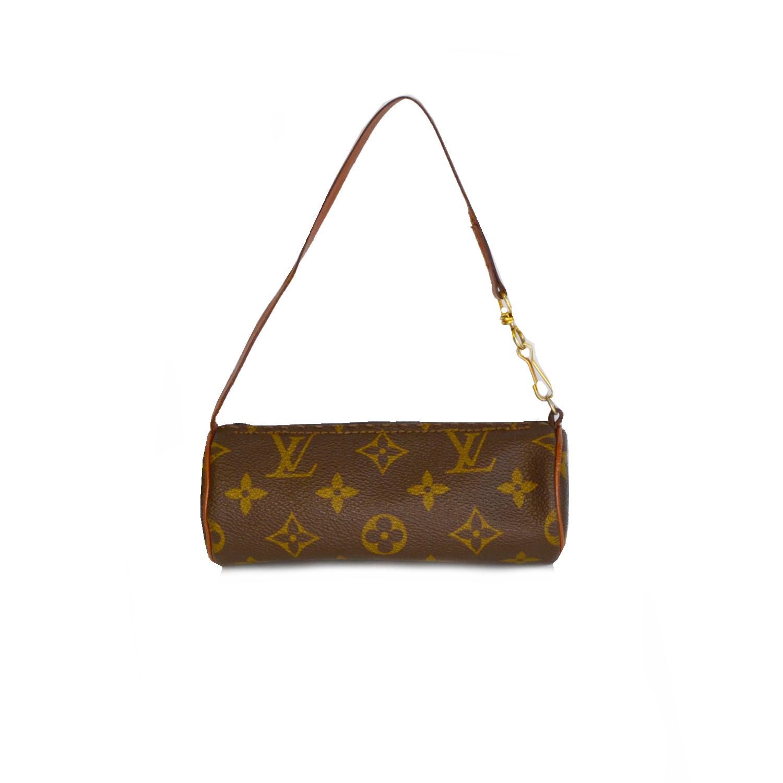 Vintage Louis Vuitton Nano Papillon Mini Bag | NITRYL