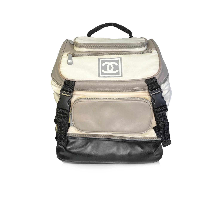 Vintage Chanel Sport Line Backpack | NITRYL