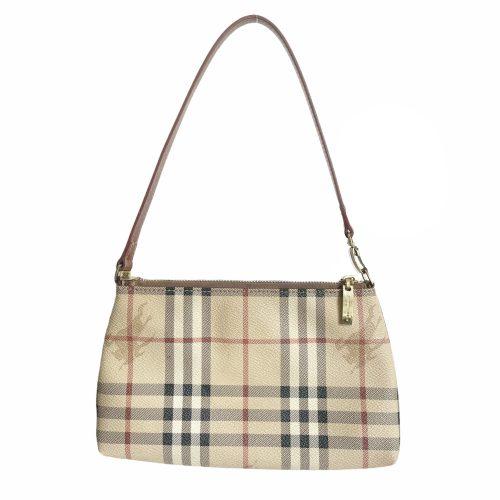Vintage Burberry Nova Check Pochette Mini Shoulder Bag | NITRYL