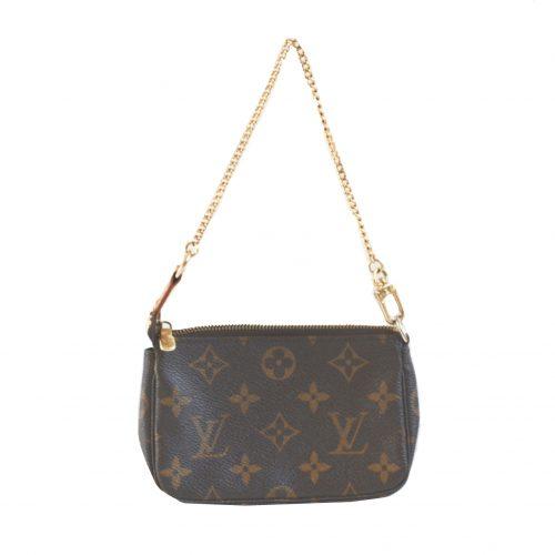 Vintage Louis Vuitton Mini Pochette Shoulder Bag | NITRYL