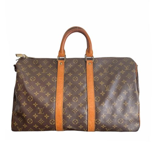 Vintage Louis Vuitton Monogram Holdall Bag | NITRYL