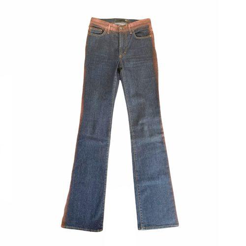 Vintage Cavalli Glitter Flare Jeans UK 6 | NITRYL